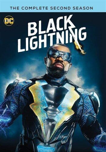 Black Lightning Tv Series Complete Second Season 2 Dvd For Sale Online Ebay