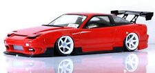PANDORA 1/10 RC NISSAN 180SX/ORIGIN Labo 198mm Clear Body Drift D-Like YOKOMO