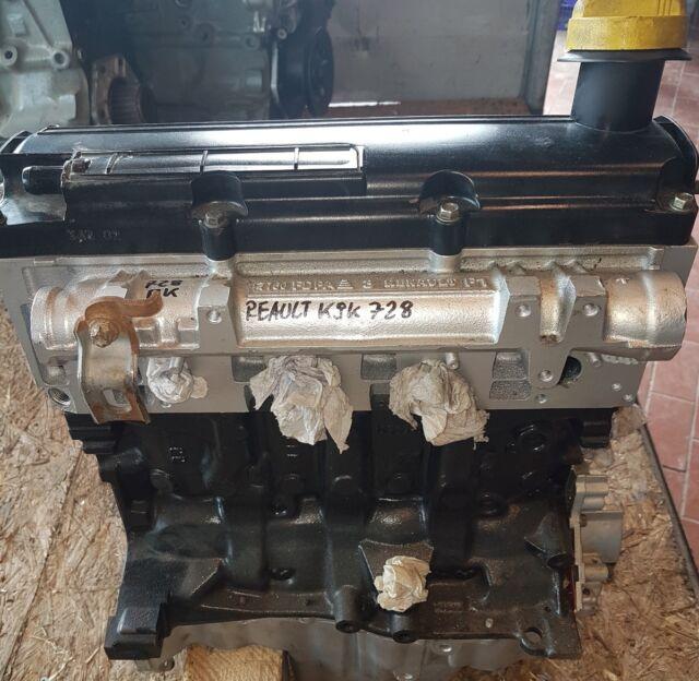Motor K9K728 Renault Megane II Grand Scenic II 1,5DCI 74KW 101PS 03- K9K