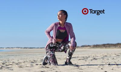 Run Wild at Target