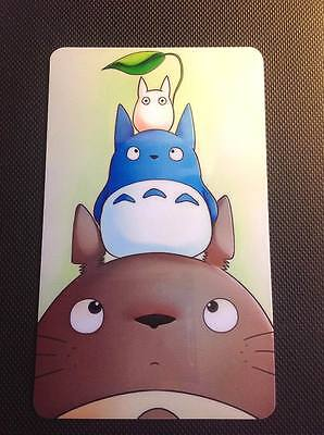Beautiful Large Glossy Totoro Fridge Magnet - Anime Studio Ghibli refrigerator .