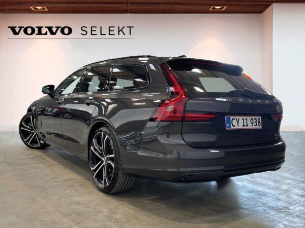 Volvo V90 2,0 T6 ReCharge R-Design aut. AWD - billede 2