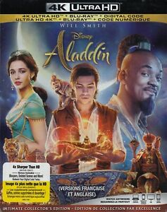 ALADDIN-LIVE-ACTION-2019-4K-ULTRA-HD-BLURAY-2-DISC-SET-USED