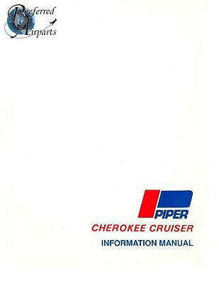 Piper Cherokee 140 PA-28-140 FlightCheck Checklist