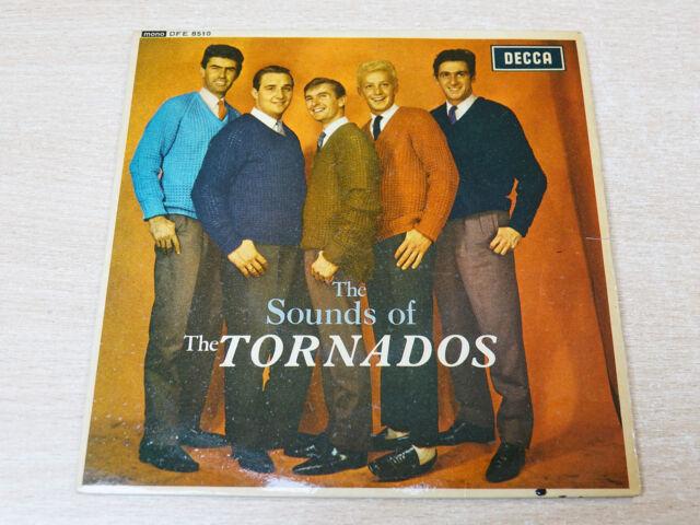 "EX -!!! Les tornades/The Sound of the Tornades/1962 DECCA 7"" single EP"