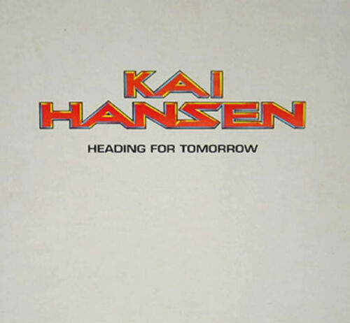 1 von 1 - KAI HANSEN GAMMA RAY HEADING FÜR TOMORROW DEUTSCH VINYL-LP LP