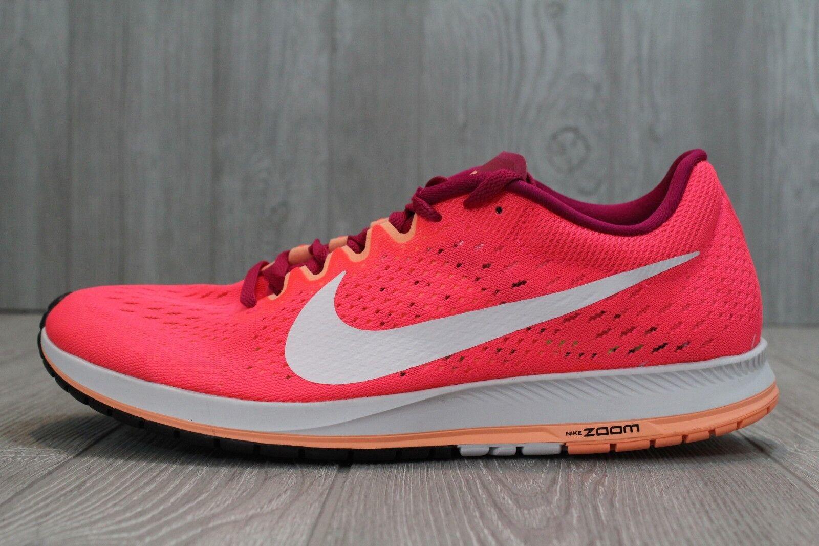 29 NEW Mens NIKE ZOOM STREAK Racer 6 831413-602 Running Shoes Racer STREAK Pink/White 13 587ddc