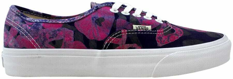 Vans Authentic Della Batik rose VN -0 voeaw 6 Homme Taille 8