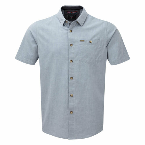 Tog 24 Bruce Mens Shirt Light Blue