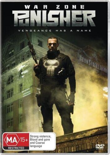 1 of 1 - Punisher - War Zone (DVD, 2009)