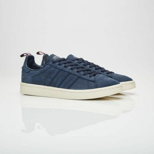 Adidas MEN Originals Campus Navy Legend Ink Ultra Pop Lifestyle Shoes Price reduction best-selling model of the brand