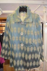pour line Swing 5043 3 Blu Usamade femme robe XL habillée A Asha L Jacket Sisters PwxxfqCTg