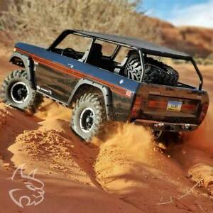 REDCAT-RACING-GEN8-Black-AXE-International-Scout-II-1-10-Scale-Trail-Crawler-New