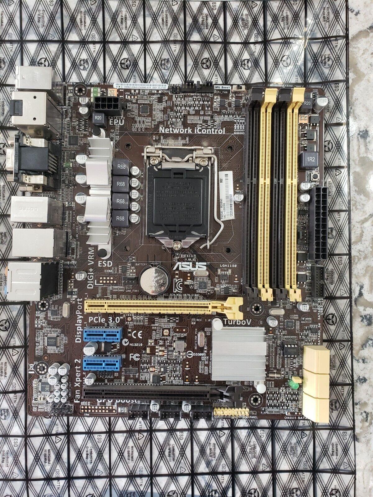 90PA05G0-M3XBN0 Asus M51AD Intel Desktop Motherboard s115X