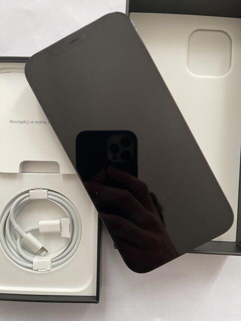 Apple iPhone 12 Pro Max - 256 Go - Bleu Pacifique (Déverrouillé)