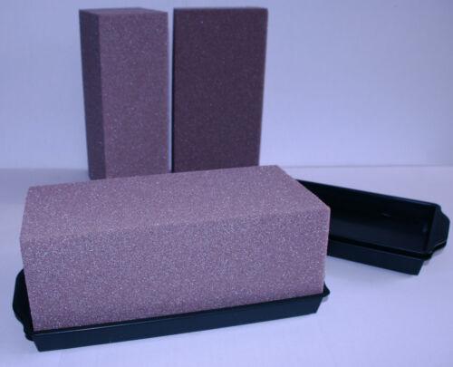 Vassoio per Sandwich verde e corrispondenza OASI Smithers SEC Blocco//mattoni secchi Artificiali