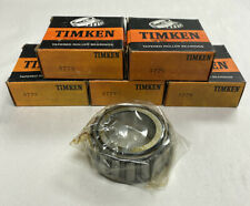 Timken 3779 Tapered Roller Bearing Cone Lot Of 5 Nos