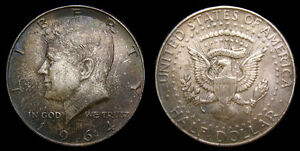 USA-1964-Kennedy-Half-Dollar-Choice-Natural-Toning-UNC