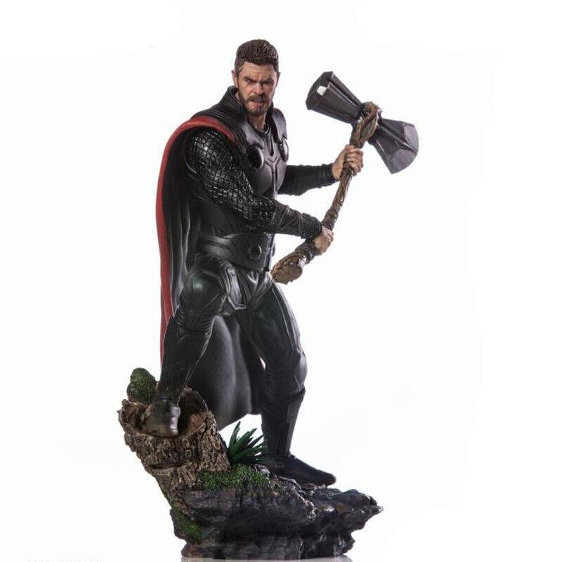 1/10 Iron Man THOR Statue Figurine Resin Model Iron Studios In Stock Collection on eBay thumbnail