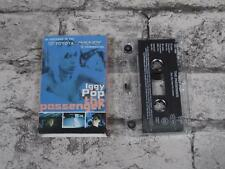 IGGY POP - The Passenger / Cassette Album Tape / UK Carded Single / 2759
