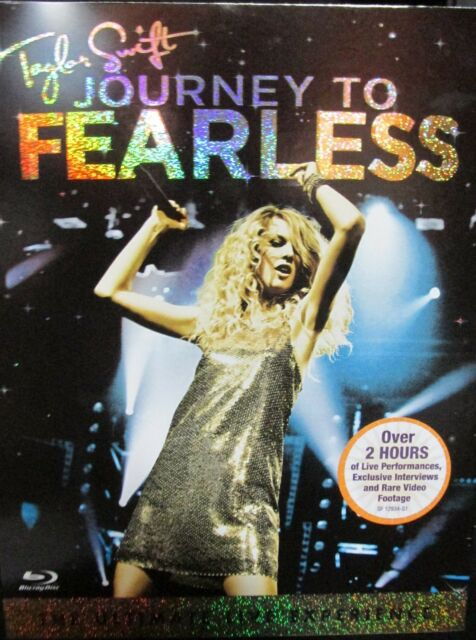 Taylor Swift Journey To Fearless Dvd The Ultimate Live Experience For Sale Online Ebay