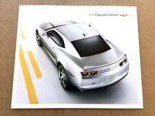 2011 Chevrolet Chevy Camaro Original 20-page BIG Sales Brochure Catalog RS LS SS