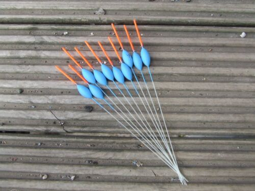 HANMADE POLE FLOATS PROFLOATUK F1 /'HD/' PELLET X 10 FLOATS SUMMER SPECIAL