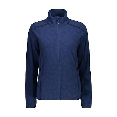 Cmp Giacca Giacca Woman Jacket Blu Scuro Traspirante Triete Abrasione Fisso-mostra Il Titolo Originale Crease-Resistenza