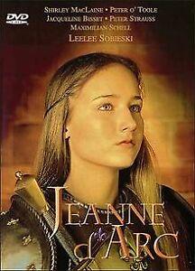 Jeanne-D-039-Arc-von-Christian-Duguay-DVD-Zustand-gut