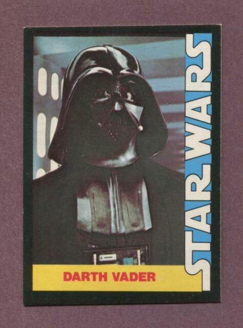 1977 WONDER BREAD VINTAGE STAR WARS - DARTH VADER - #5