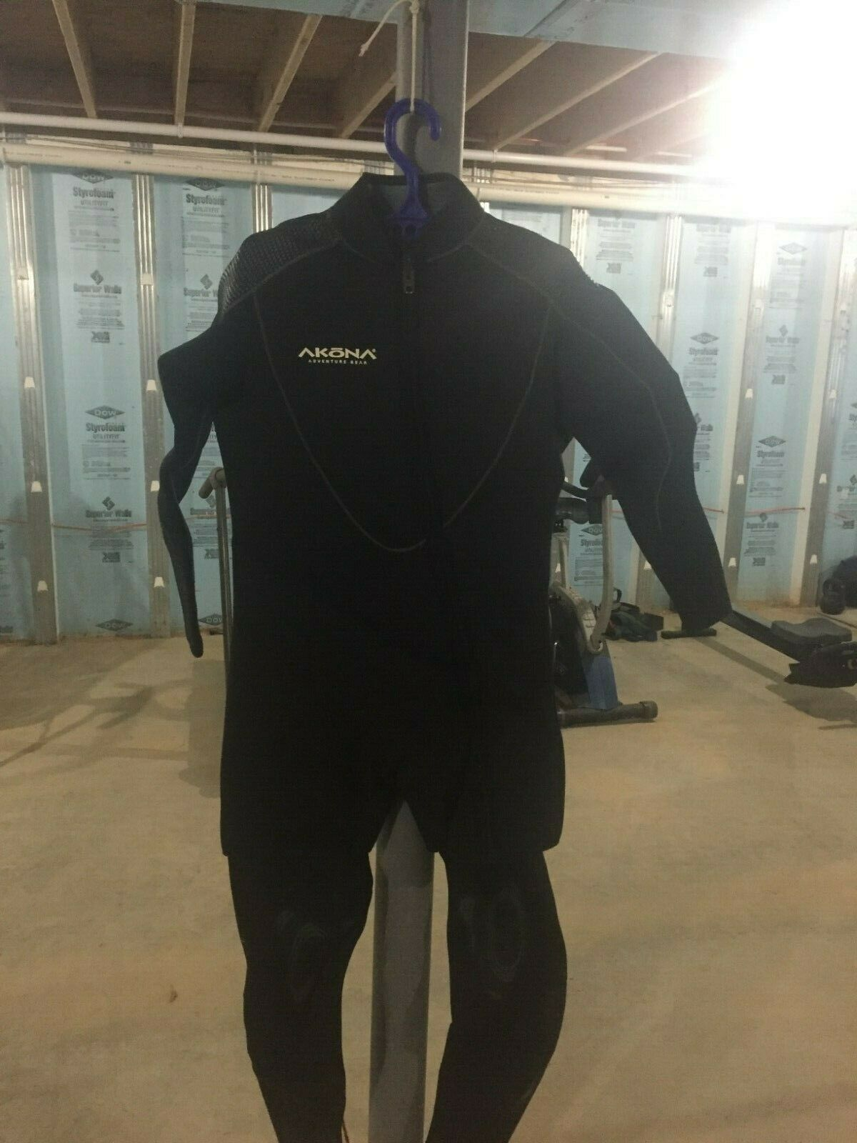 Akona 2  Piece 6.5mm Mens Wetsuit  a lot of surprises