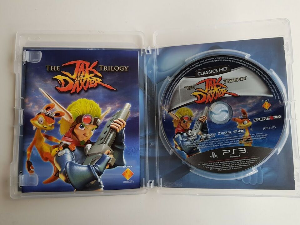 Ultimate Stealth, Jak and Daxter, Front Mission