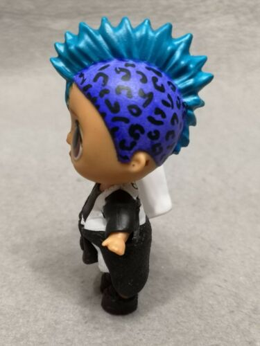 ULTRA Rare LOL Surprise Dolls Series  3 Confetti Pop Color Change Punk Boi #2