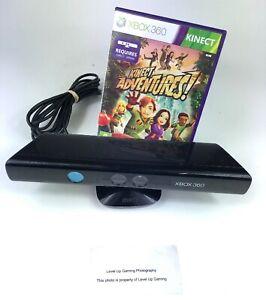 Kinect-for-Microsoft-Xbox-360-Sensor-Bar-Black-With-Kinect-Game