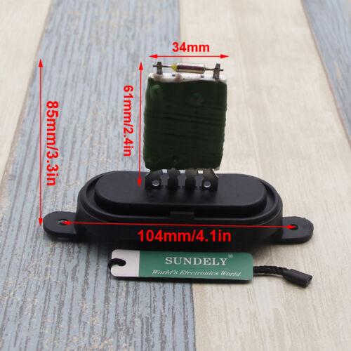 Heater Blower Fan Resistor Motor For VW T5 Transporter Touareg ...