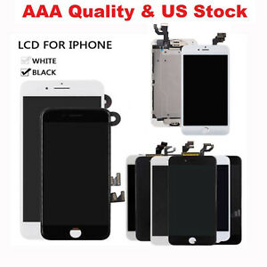Full Assembly LCD Touch Screen Replacement Digitizer for iPhone 7 8 6 6s Plus 5s