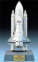 Academy Space Shuttle With Boosters 1/288 Model Kit 12707