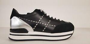 HOGAN Sneakers H222 HXW2220K080I6V0353 MOD. HXW2220K080I6V0353 H222 NERO SS18 88bd9f