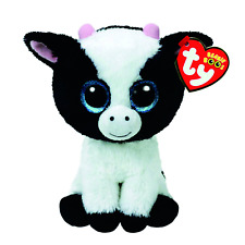 BUTTER THE COW TY BEANIE BOOS  BRAND NEW