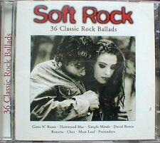 Soft Rock-36 classic Rock Ballads (1996) Eric Clapton, Simple Minds, Pr.. [2 CD]