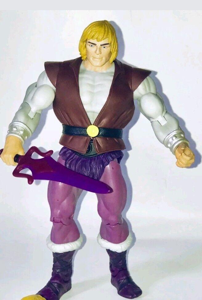 MOTUC Prince Adam figure Masters of the Universe Classics He-Man MATTEL