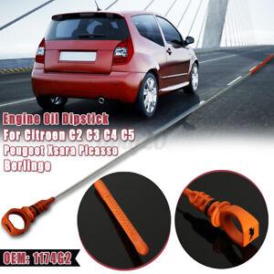 Astina-livello-olio-del-motore-per-Citroen-C2-C3-C4-C5-Peugeot-1-6-HDi-206-207