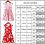 Indexbild 2 - Kinder Mädchen Blätter Blumen Träger Midi Kleider Sommerkleid Strandkleid Party