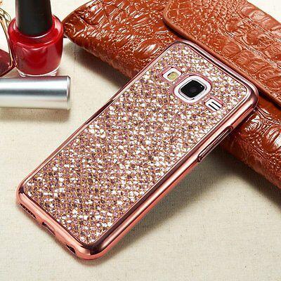 New TPU Soft Gel Bling Glitter  Protective Back Case Cover For Samsung models