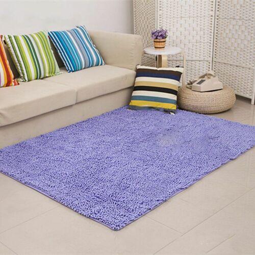 Floor Door Bath Soft Mat Rug NonSlip Absorbent Shaggy Bathroom Rug Shower Carpet