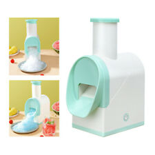 Portable Electric Usb Ice Crusher Mini Homemade Ice Shaver For Home Party