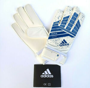 ADIDAS Performance PREDATOR TRAINING GUANTO DA PORTIERE GOALKEEPER BIANCO dn8565