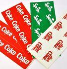 COCA-COLA COKE PEPSI Sprite 7 arriba chick-fil-a Pegatina EE.UU. Etiquetas