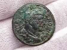 Roman; GALERIUS 300AD. Rev Jupiter. RIC VI 43b. 28mm