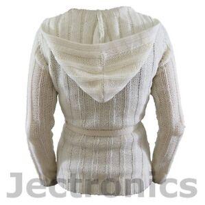 New-Abercrombie-Vintage-Cable-Wrap-Merino-Wool-Juniors-Hoodie-Sweater-Kids-XL